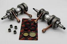 NEW Yamaha RZ500 RD500 Dual Crank Crankshaft Factory Size + Vito's Seal Kit
