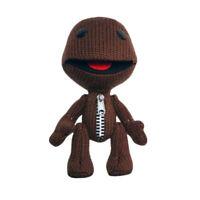 Little Big Planet 2 Sackboy LBP Plush Toy  Figure Stuffed Doll 7 inch Xmas Gift