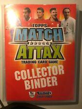 TOPPS - 2007/08 - MATCH ATTAX cards in folder 353 of 360 98% full