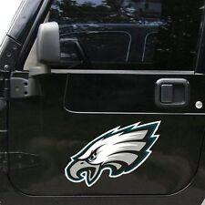 "Philadelphia Eagles 12"" Logo Car Truck Auto Vinyl Magnet"