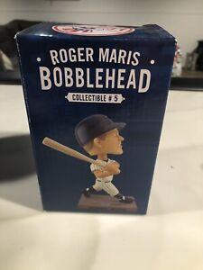 ROGER MARIS BOBBLEHEAD NEW YORK YANKEES COLLECTIBLE #5 NEW