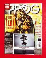 Prog Music Magazine Issue 74 Feb 2017 No CD Jethro Tull ARW Martin Barre Family