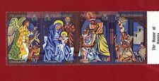 1988 Pitcairn Islands SG 331/4 Christmas Set of 4 MUH