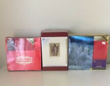 Lot of 82 Premium Christmas Greeting Cards W/ Envelopes New in Sealed Packs