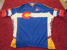 "Bicycle Jersey  ""Colorado""  Radere Brand   Mint"