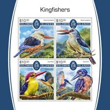 SOLOMON ISLANDS Kingfishers S201802