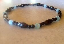 Magnetic Hematite Anklet  ~ Helps with Aches & Pains