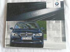 BMW 3 Series Saloon Individual brochure 2005 hardbacked