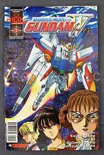 Mixx Manga Mobile Suit Gundam Wing 2000 #5 Wings of Sorrow English Version NM