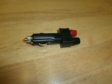Car Cigarette Lighter Plug with Binding Posts, Philmore 48-521,NEW