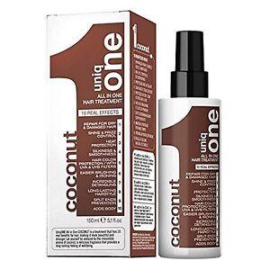 Revlon Uniq 1 All in One COCONUT Hair Treatment Spray 150ml