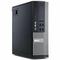 Dell OptiPlex 9020 SFF Desktop Intel I3-4130 3.4GHz 8GB RAM 500 HDD DVD Win 10H