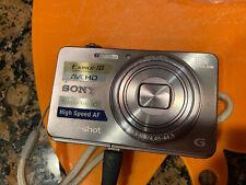 Sony Cyber-shot DSC-WX150 18.2 MP Digital Camera - Silver