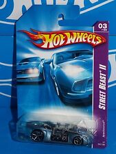 Hot Wheels 2007 Street Beast II Series #067 Arachnorod Blue-Grey OH5SP Malaysia