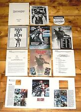 RoboCop ORION 1987 Home Video Press Kit