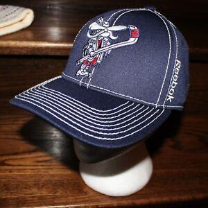 new MISSISSAUGA REBELS Reebok adjustable backstrap hat cap Las Vegas Canada