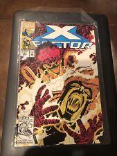 X-Factor #82 Nm Near Mint Marvel X-Men Milgrom Stroman