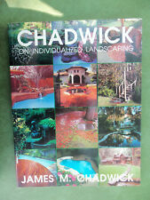 Chadwick: On individualized landscaping SIGNED