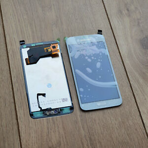 For Samsung Galaxy S5 i9600 G900F Replacement Touch LCD Screen Digitizer White