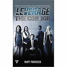 The Con Job (A Leverage Novel)-ExLibrary