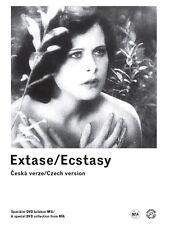Extase (Ecstacy 1932) classic Czech version English subtitles sealed dvd Ekstase
