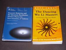 Teaching Co Great Courses DVDs       EINSTEIN'S  RELATIVITY    brand new + BONUS
