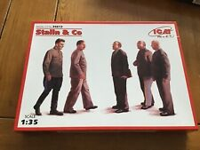 MAQUETTE STALIN & CO ICM 35613 1/35  NEUF
