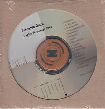 FERNANDO OTERO Pagina De Buenos Aires 2008 US 16-track promo CD SEALED