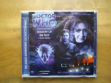 Doctor Who Shadow of the Past, 2010 Big Finish audio book CD