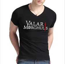"T-SHIRT GAME OF THRONES "" VALAR MORGHULIS "" TAILLE XL..NEUF"