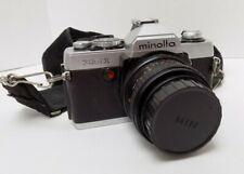 Minolta XG1 Camera and Lens