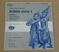 Vintage Record King And I Songs From Rodgers & Hammersteins 1950's 1960's