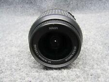Nikon af-s dx nikkor 18-55mm f3.5-5.6 g ed Camera Lens *Tested Working*