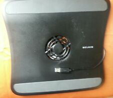 USB Powered Belkin Laptop Cooling Pad, Black FREE SHIPPING USA