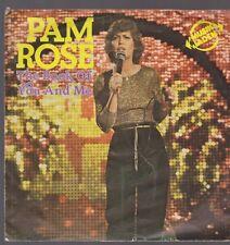 """7"""" Pam Rose The Book Of You Et Moi 80`s Epic Télécharger de la musique EPCA 1126"""