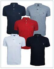 Poloshirt Herren GANT Regular Fit S M L XL XXL Schwarz Rot Grau Weiß Navy NEU