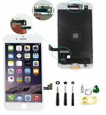 """Digitizer Assembly KIt LCD Touch Screen Replacement for iPhone 7 plus 5.5"""" White"""