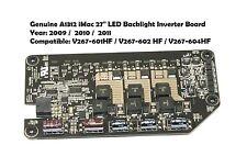 "A1312 iMac 27"" LED Backlight Inverter Board 2009 2010 2011  V267-604HF"