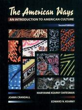 ☆BOOK÷AMERICAN CULTURE WAYS :ABOUT AMERICA-4 FOREIGN ESL ENGLISH SECOND LANGUAGE