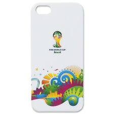 FIFA 2014 World Cup Brazil Brasil Cell Phone Case Iphone 5 / 5S Brand New