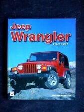 "Jeep "" WRANGLER "" from 1987 to 2006  'HISTORY'  Legendary and Rugged"