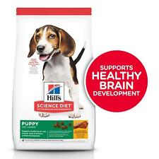 Hill's Science Diet Dry Dog Food, Puppy, Chicken Meal & Barley Recipe, 4.5 lb