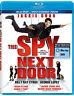 The Spy Next Door Blu-ray + DVD Jackie Chan  Amber Valletta  US VERSION