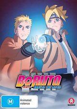Boruto: Naruto the Movie NEW R4 DVD