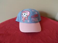 Disney Official Licensed Sheriff Callie Cutest Cowgirl Toddler Hat Cap **New**