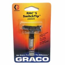 Graco Rac 5 286609 Switch Tip Paint Spray Tip Size 609