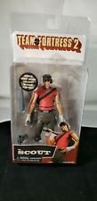 "Team Fortress 2 Scout Action Figure 7"" Red Scout NECA Toys"
