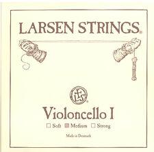 Cellosaite Larsen A-Mittel Neue 4/4 OVP.