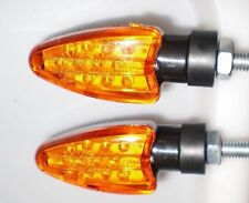 4X LED Jaune Indicateur de direction lampe Clignotant SUZUKI GSX1200 TL1000