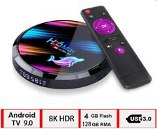 H96 MAX X3 Android 9,0 Smart TV Box IPTV Android TV